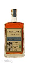 The Clover 10 Year Old Tennessee Straight Bourbon Whiskey