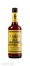 Old Overholt 114 Proof Straight Rye Whiskey