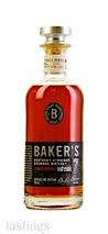 Bakers Single Barrel Straight Bourbon Whiskey