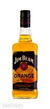 Jim Beam Orange Flavored Whiskey