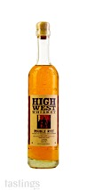 High West Double Rye! Blended Straight Rye Whiskey Batch 19G26