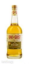 Oak & Grist Distilling Company 3 Yeart Old American Single Malt Whiskey Batch #2