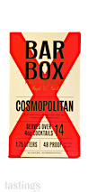 BarBox Ready-To-Drink Cosmopolitan Cocktail