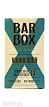 BarBox Ready-To-Drink Blueberry Vodka Sour Cocktail