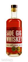 Storm King Distilling Co. Side Gig Whiskey