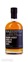 Mashbuild Bourbon Whiskey Finished in XO Cognac Barrels, Bottle B1-61