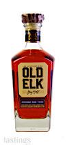 Old Elk Armagnac Cask Finished Straight Bourbon Whiskey