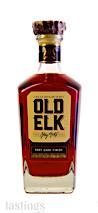 Old Elk Port Cask Finished Straight Bourbon Whiskey