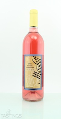 Maryhill 2011 Rosé of Sangiovese, Columbia Valley