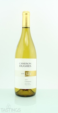 Cameron Hughes 2010 Lot 324, Chardonnay, Atlas Peak, Napa Valley