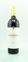 Magness 2010  Merlot