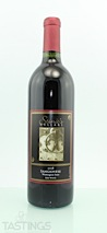 Stina's Cellars 2008  Sangiovese