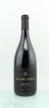 Saikkonen 2009 Estate Pinot Noir