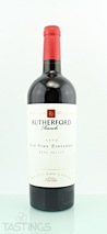 Rutherford Ranch 2009 Old Vine Zinfandel