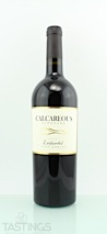 Calcareous Vineyards 2010 Zinfandel, Paso Robles
