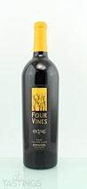 "Four Vines 2009 ""OVC"" Old Vine Cuvee Zinfandel"