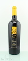 "Four Vines 2009 ""The Sophisticate"" Zinfandel"