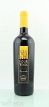 "Four Vines 2009 ""Maverick"" Zinfandel"