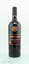 Campus Oaks 2009 Old Vine Zinfandel