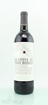 El Côtes du Paso Robles 2010 Red Wine Paso Robles