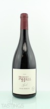 Robert Hall Winery 2009  Syrah