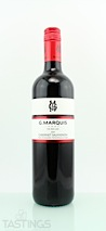 "G. Marquis 2009 ""The Red Line"" Cabernet Sauvignon"