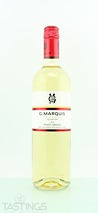 "G. Marquis 2010 ""The Red Line"" Pinot Grigio"