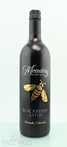 Meadery of the Rockies  Blackberry Satin Mead