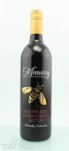 Meadery of the Rockies  Raspberry Chocolate Satin Mead