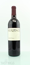 Heritage 2009  Cabernet Franc