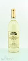 Johnson Estate 2011 Estate Grown Seyval Blanc