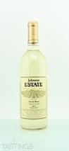 Johnson Estate 2011 Estate Grown Seyval Blanc