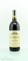 Johnson Estate NV Estate Grown Chautaugua Rouge