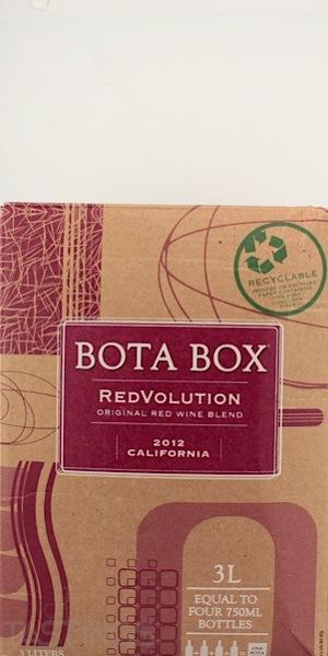 bota box redvolution carbs 2
