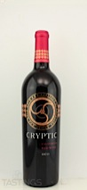 Cryptic 2011 Red Wine, California