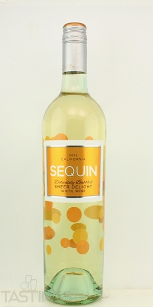 Sequin 2011 Sheer Delight White Wine, California