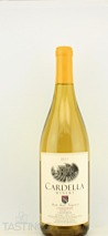Cardella 2011 Basila Farms, Vineyard 21 Chardonnay