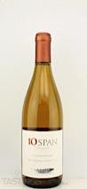 10Span 2012  Chardonnay