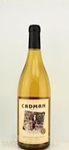 Tulocay 2009 Cadman, Haynes Vineyard Chardonnay