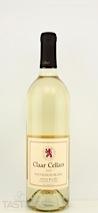 Claar 2012  Sauvignon Blanc