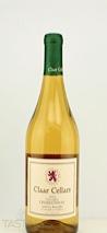 Claar 2012 Unoaked Chardonnay