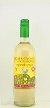 Primosole Organic Vineyards 2012  Pinot Grigio