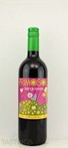 Primosole Organic Vineyards 2012  Sangiovese