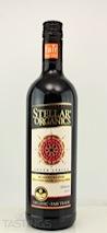Stellar Organics 2013  Shiraz