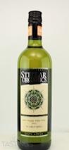 Stellar Organics 2013 100% Organic White Wine Western Cape