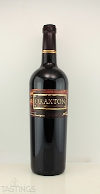 Draxton 2009 Cabernet Sauvignon, Dry Creek Valley