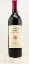 Alexander Valley Vineyards 2011 Estate Cabernet Franc
