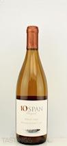 10Span 2012  Pinot Gris