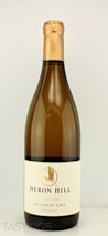 Heron Hill Winery 2012 Reserve Pinot Gris