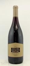 Cedar Brook 2012  Pinot Noir